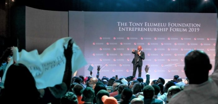 Applications open for 7th Tony Elumelu Entrepreneurship Programme